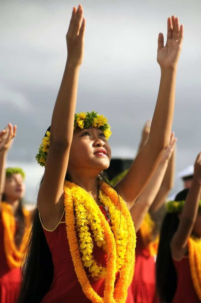 Lomi-Lomi, Hawaii érintése
